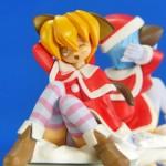 クレイズ お祭りオリジナルキャラクター サンタちゃん