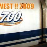 GO WEST 2009