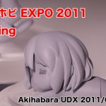 メガホビEXPO 2011 Spring PHOTO REPORT